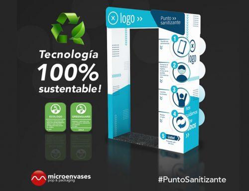 🍀CONTENT-LAB MICROENVASES – Tecnología y materiales 100% sustentables – Fuerte compromiso con el cliente