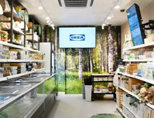 🌐TENDENCIAS GLOBALES Ikea abre en Hong Kong su tienda más pequeña del mundo