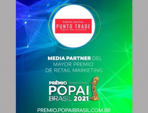 🏆 PREMIOS POPAI BRASIL 2021 21ª Edición de uno de los premios más importantes del retail marketing.