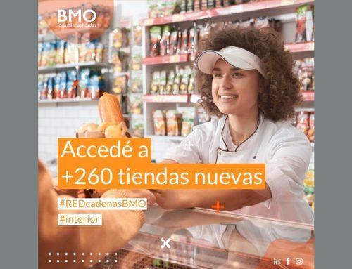 🍀CONTENT-LAB ¿Querés expandir tus activaciones de PDV? BMO suma +89 Cadenas Regionales a su RED