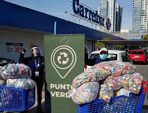 MEDIO AMBIENTE - MARCAS Conocé los Carrefour a los que podés llevar tus reciclables y + acciones de la cadena