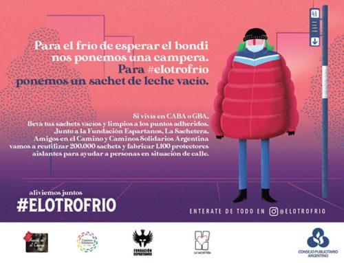 👍 RESPONSABILIDAD SOCIAL Lanzan una nueva edición de #ElOtroFrio