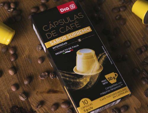 ✔MARCAS DIA presenta su abanico de Cápsulas de café