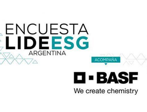 """LIDE Argentina presenta la """"Encuesta LIDE ESG"""""""
