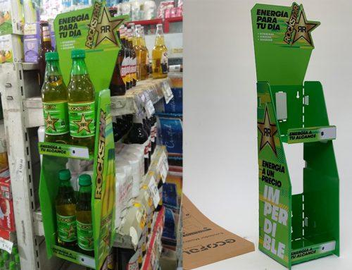 🍀CONTENT-LAB Ecofold, es un excelente sistema de displays para el PDV! Eficiente y amigable con el medio ambiente
