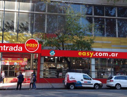 ✔MARCAS Easy celebra 28 años y apuesta al país con un fuerte plan de inversión