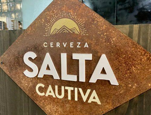 GRUPO BÁSICOS – Materiales de PDV para el lanzamiento de la cerveza SALTA CAUTIVA de CCU