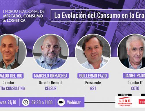 I Fórum Nacional de Mercado, Consumo & Logística LA EVOLUCIÓN DEL CONSUMO EN LA ERA DIGITAL