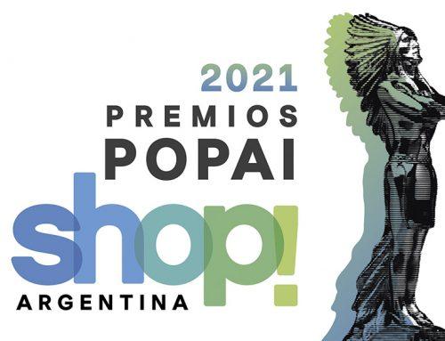 🏆 2021 PREMIOS POPAI SHOP!  Vuelven los Premios POPAI Shop Argentina