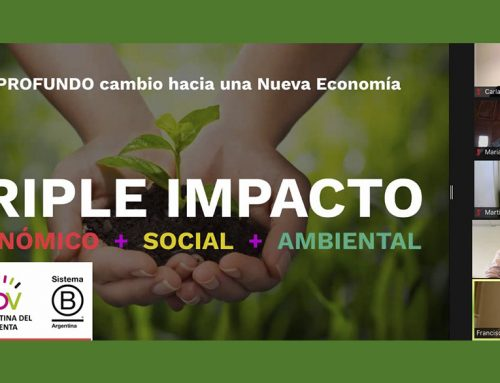 ¡Sistema B y la CÁMARA ARGENTINA DEL PUNTO DE VENTA multiplicando el #TripleImpacto juntos!